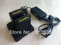 2pcs U65 Type Battery 1pc Charger for Video Camera Sony PMW F3 EX1 EX3 EX280