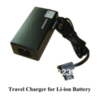 Travel Charger for Li ion Lithium Battery on 5D2 60D 7D DSLR Camcorder