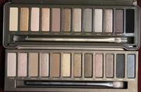 12 COLOR Professional generation 1 POWDER EYE SHADOW makeup set EYESHADOW palette