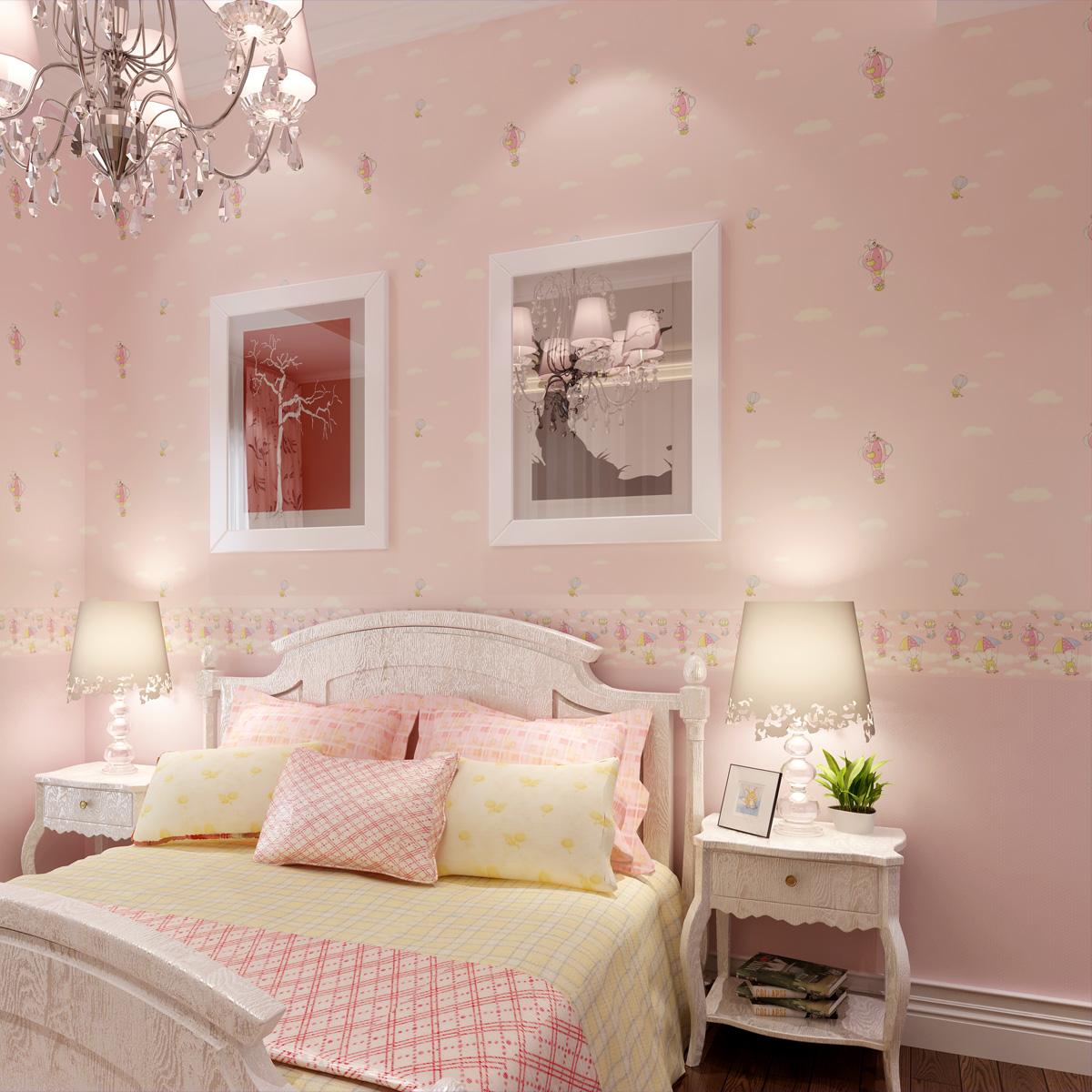 Online kopen wholesale kinderen kamer behang uit china kinderen kamer behang groothandel - Deco romantische ouderlijke kamer ...
