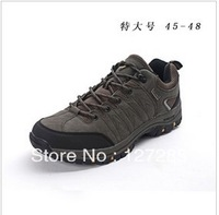 Large size men's casual outdoor hiking shoes hiking shoes men slip 45-48 Men's Sneakers