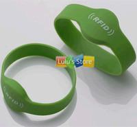 5pcs/lot  EM4305 125Khz RFID  Readable &  Writable Rewrite Proximity ID silicone wristband