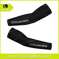 2014 Cylingbox New arrival anti-UV cycling sleeve warmer Accept OEM