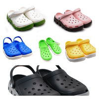 New Crocband Dute Adults Uniex Summer Shoes US size M4/W6-M10/W12