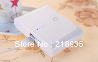100pcs/lot mobile phone electronic External Battery Pack 12000mah Brand New No.1 A battery