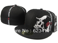 hot !!!women rock star hats for men metal mulisha cap hip hop letter baseball cap fitted hats rockstar fitted baseball cap