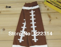 Free Shipping legging(20 paris/lot)Brand new Football baby Leg warmers Baby Wear/baby accessories 1192