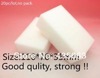 Free shipping,wholesale,20pc/lot bulk pack,no box, Mr. Clean magic eraser Magic Eraser Sponge Cleaner melamine sponge