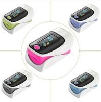 2014 new Hot sale Fingertip Pulse Oximeter, OLED screen 4 direction OLED color display