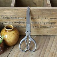 Japanese style zakka vintage parrot scissors thread handmade scissors craft scissors