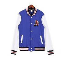 autumn women's fashion baseball uniform stand collar sweatshirts outerwear tracksuits sportswear girl fleece thickening hoodies