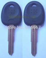 KL21 hyundai transponder key shell high quality car key blank