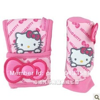 Free shipping,1pcs retail, 2013 hot sale hello kitty pink with bowknot car handbrake cover/Car interior accessory, Factory store