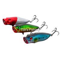 3X King Hunter Premier Poppers 6.5cm 10g Hard Fishing Lures