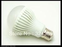 Free shipping 10pcs/lot led bulb light E27 lamp bulb lighting High brightness 7W 2835SMD Cold white/warm white 220V