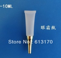 10ml eye cream soft tube plastic bottle Hand cream tube butter hose wholesale free shipping