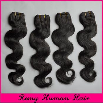 Braid Hair 4 Pieces Mixed Lengths Hair Extension,12''~24''100% Malaysian Virgin Remy Human Hair Weaving,Queen Hair Body Wave