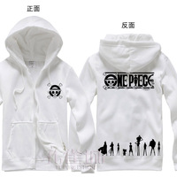 Free Shipping New Anime One piece  Hooded Sweatshirt Cosplay Hoodie Costumes