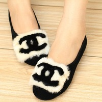 fashion woman flats for women C shoes 2013 Autumn big brand star flats women's panda shoe Oblique Women's shoes for lady