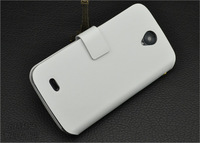 Case For A850 Leather Cases Cover For Lenovo A850 Covers Fashion Bag Pouch Free Shipping
