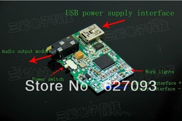 Интегральная микросхема Bluetooth /diy интегральная микросхема yppd j004a yppd j004a
