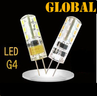 High Power SMD 3014 3W 12V G4 LED Lamp Replace 30W halogen lamp 360 Beam Angle LED Bulb lamp warranty 2 years free shipping