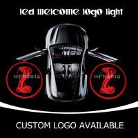 Cobra Venomous Snake Laser Logo LED Door Courtesy Laser Projector Ghost Shadow Light For CADILLAC MUSTANG ODYSSEY 2210 Red