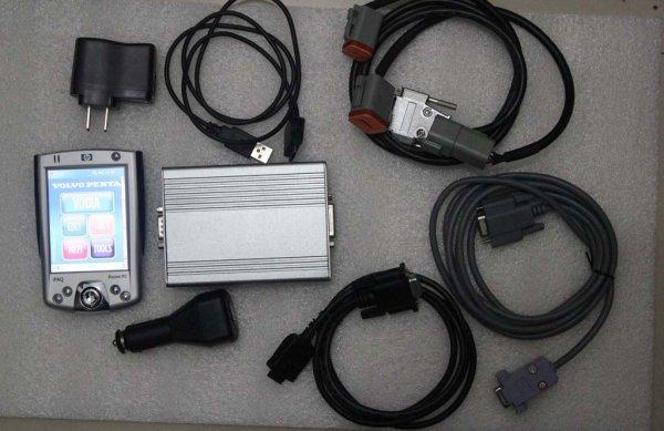 VOLVO PENTA VODIA DIAGNOSTIC Kit with PDA Version Volvo Penta diagnostic tool