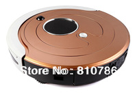Robot Vacuum Cleaner with 2200mAh Lithium Battery, HEPA Filter, Ultra Biggest 0.8L Bin Capacity, Bluetooth 2.4GHz Remote