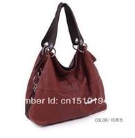 Promotion Special Offer Leather Restore Ancient Inclined Big Bag Female Bag Cowhide Handbag Bag Shoulder Free Shipping
