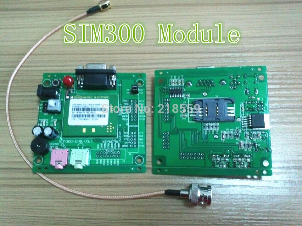 Sim300 развития борту