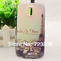 Eiffel Tower in Paris the US flag Free shipping TPU shell Cover Case for Samsung Galaxy Nexus I9250 Newest phone case