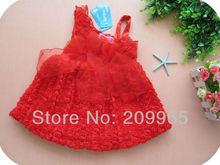 wholesale rosette dress