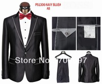 2013 new design  brand men cotton suits,High quality Wedding Tuxedo Groom Wear ,Casual Western Style Suits,new with tag