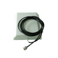 Indoor Directional Panel Antenna for Cell Phone Booster/Repeater/Amplifier Support 805-2500MHz Frequency