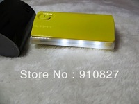 Power Bank 5600mAh / External Battery Pack for iphone 5 4S 5S / SAMSUNG Galaxy SIV S4 S3 / HTC One all Mobile Phone 300pcs