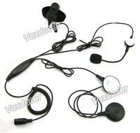 Motorcycle Helmet Boom Mic headphone for Sepura SRP2000 SRP3000 SRH3500 SRH3800