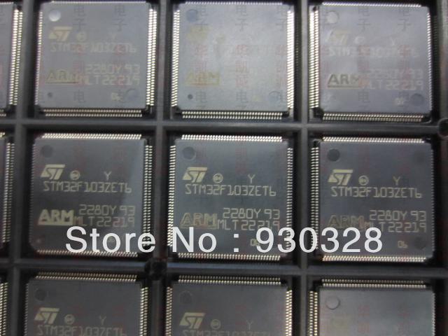 STM32F103ZET6 STMicroelectronics MCU 32-bit STM32F1 ARM Cortex M3 RISC 512KB Flash 2.5V/3.3V 144-Pin LQFP Tray(China (Mainland))