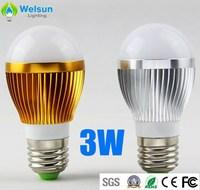 Sample 3W 5W 7W E27 LED Bulb Globe Lamp SAMSUNG SMD 5730 High Brightness Energy Saving Light 85-265V White / Warm White lighting