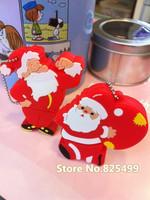 UFD0382 wholesale freeshipping Hotsale Cute Santa Claus MD610 Gift USB Flash Drive Christmas Gift USB Flash Disk drive  4GB-32GB