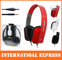 High Definition Noise Canceling Bass Stereo HiFi Headphone Computer Headset With Microphone