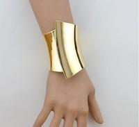 ZH0722  New Arrive Fashion Jewelry Women Gold Metal bangle bracelets Unique design