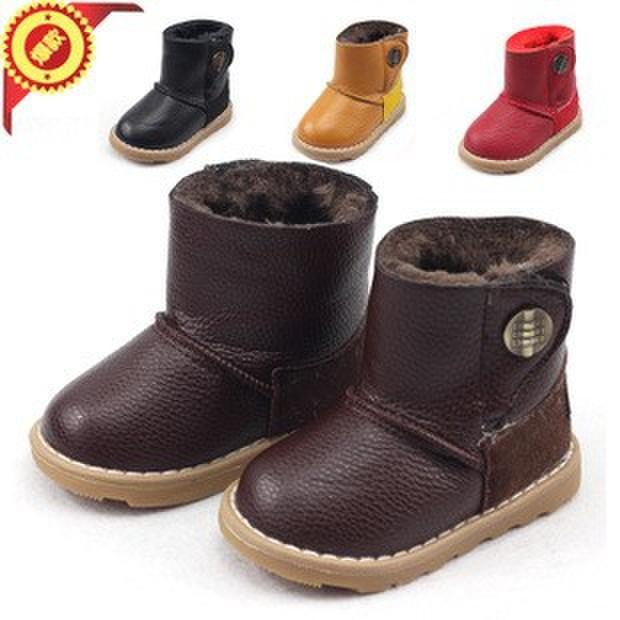 2013 vendita calda inverno ragazzino ragazza stivali da neve Laredo pizzo su stivali non impermeabile- slittamento cotone- scarpe imbottite per i bambini
