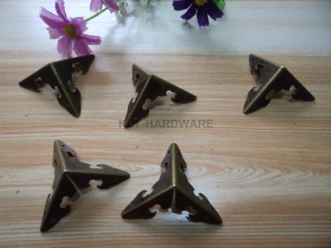 Tiny hardware,small box/jewellery box/gift box/ toolbox decorative hardware 12pcs(China (Mainland))