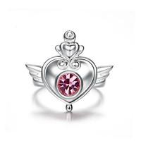 sailor moon, silver 925 rings, japan cos, japan jewelry,   Sailor Jupiter H