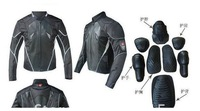 Moto Oxford professional racing Jacket motorcycle Jacket with hump black jacket MOTORBIKE RACING JACKETS