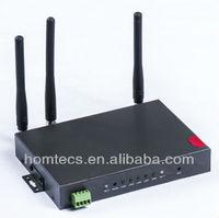 H50series Industrial Wireless GSM GPRS 4 LAN 1 WAN HSUPA 3G WIFI Router
