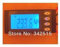 1pc new AC Digital LED Voltage power meter monitor watt energy KWh time Volt Ammeter JSK8411