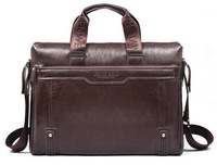 Hot selling men bag briefcase laptop computer bag leisure casual totes men messenger bag business portfolio 3 colors