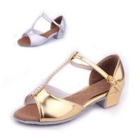 Brand New Girl's Children Women's Ladies Latin Tango Ballroom Salsa Dance Shoes lading201